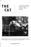 The Cat cover 1973