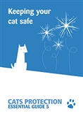 Keeping your cat safe cover