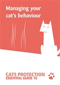 Managing your cat's behaviour