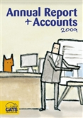 Annual Report and Accounts 2009 cover