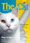 The Cat magazine cover - Summer 2018