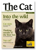 The Cat magazine cover