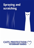 Spraying and scratching leaflet cover