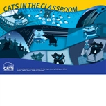Cats in the classroom cover