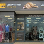 A Cats Protection Charity Shop