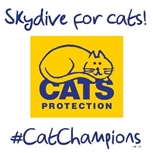 Skydive for Cats Protection