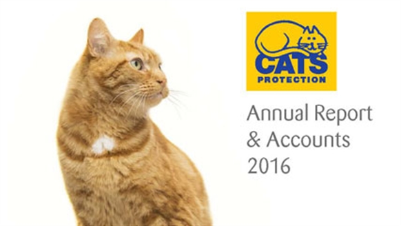 Annual Report & Accounts 2016 cover