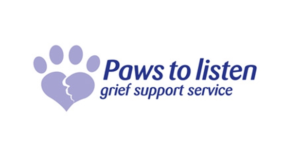 Paws to listen logo