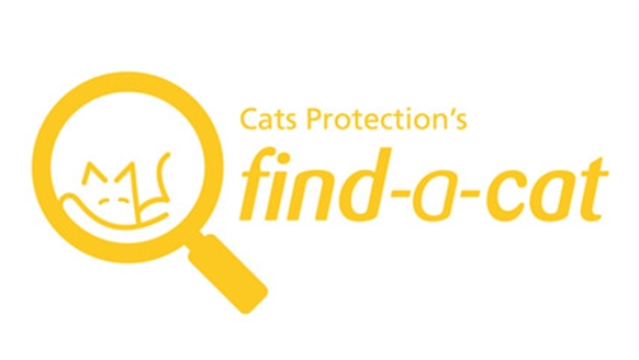 Find-a-cat logo