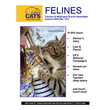 Felines Newsletter Autumn 2019