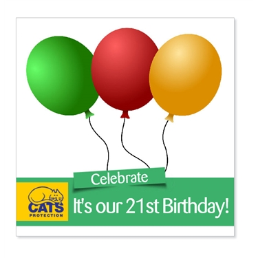 We are 21!