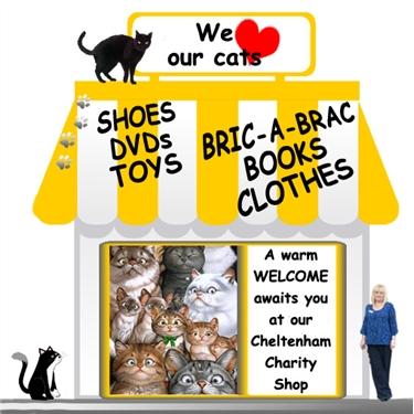 Our Cheltenham Charity Shop - Volunteering