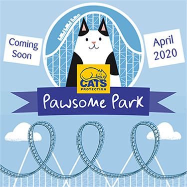 Pawsome Park to launch in spring 2020