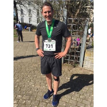 Plymouth Half Marathon