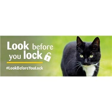 #LookBeforeYouLock