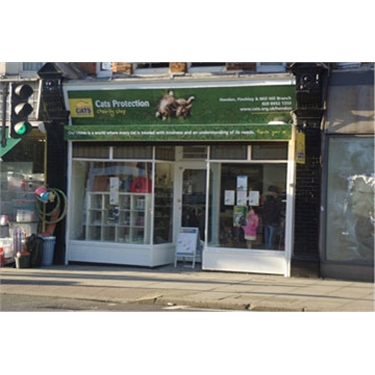 Our Finchley Shop