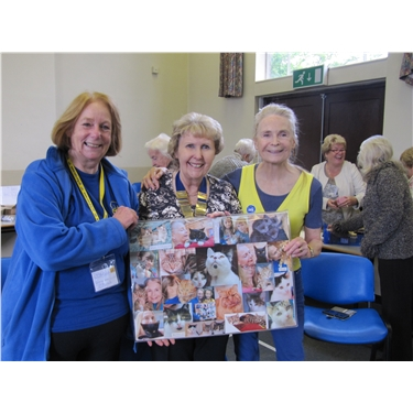 Probus Ladies enjoy a visit from Cats Pro volunteers ...