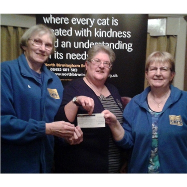 Association of Secretaries puts the FUN in fundraising