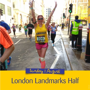 Runners wanted for the London Landmarks Half Marathon