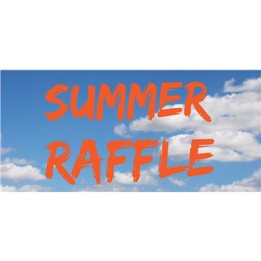 Summer Raffle Winners