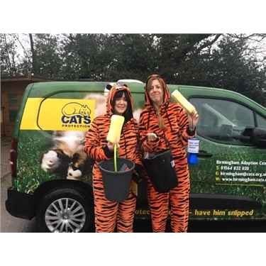 Clara and Sarah set to take on Nepal Trek to raise funds for Birmingham Adoption Centre