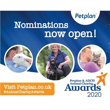 Petplan Awards - Nominations now open!