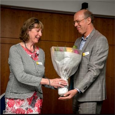 Heather McCann retires as Chairman