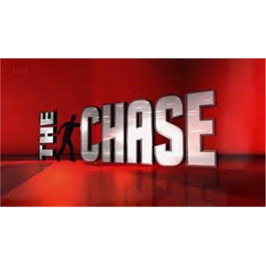 ITV1 - 16 February 2017 - The Chase quiz show