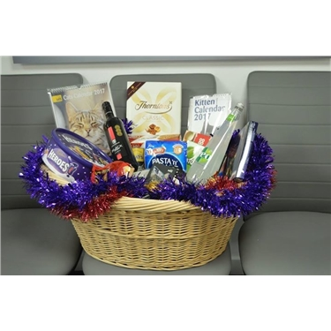 Win our Christmas Hamper!