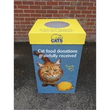 Donations to Salisbury & District Cats Protection