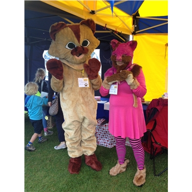 Curiouser and Curiouser: Cheshire Cats Protection at Sparks in the Park