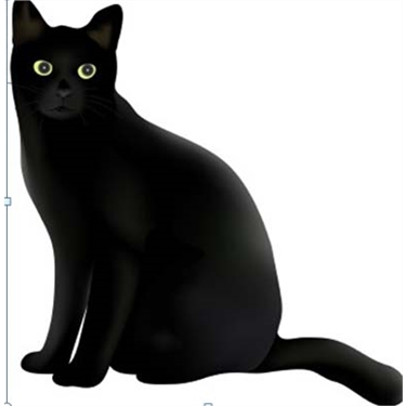 INKY BLACK CATS - ALWAYS OVERLOOKED