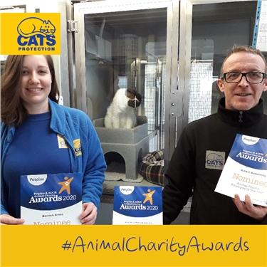 Animal Charity Awards 2020