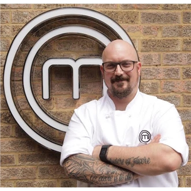 MasterChef: The Professionals contestant joins Paw-some Afternoon Tea