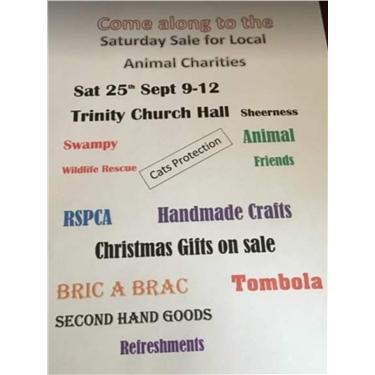 Saturday Sale 25th September