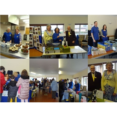 Thanks for coming to our Spring Fair!