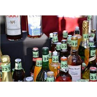 Bottles wanted for our tombola stall