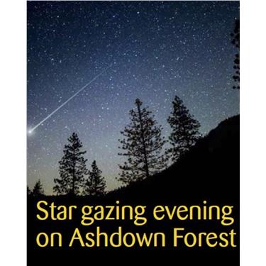 Star Gazing Evening in Ashdown Forest