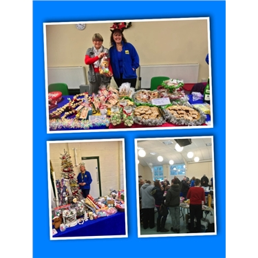 A fun afternoon at our Christmas Fayre!