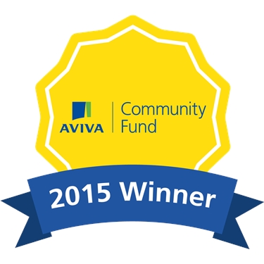 WINNERS - in the Aviva Community Fund