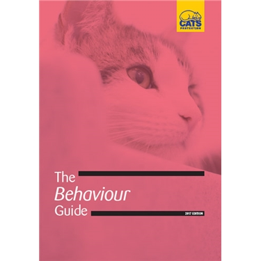 Cats Protection launches The Behaviour Guide