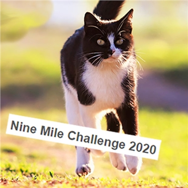 Take on the Nine Mile Challenge this September