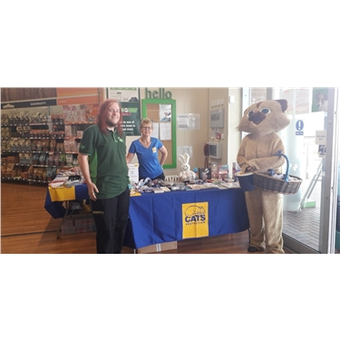 Pets At Home Fundraising Weekends