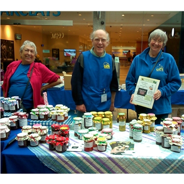 Gracechurch event 'graced CP' to the tune of £1,400 !