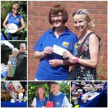Summer garden party in Sutton was hot, hot, hot ...