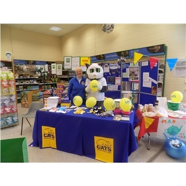 Pets at Home Fundraising Weekend: Friday 10th to Sunday 12th March 2017