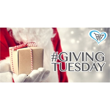 Raise funds when you shop online this Giving Tuesday