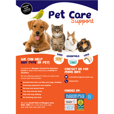 Pet Care Support