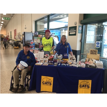 Morrisons April Fundraiser Weekend