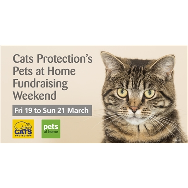 Pets at Home Stockport Fundraising Weekend 19th - 21st March